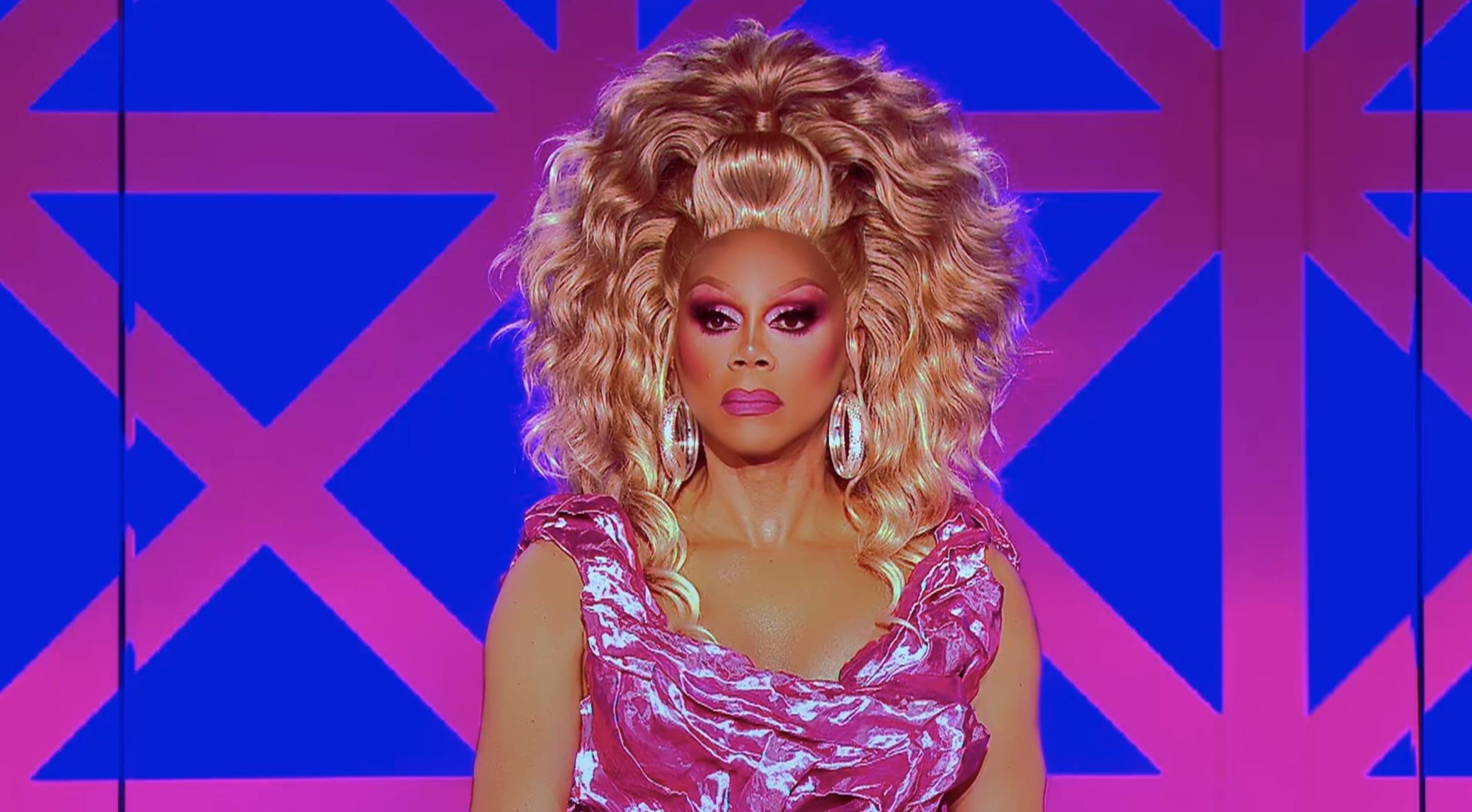 RuPaul's Drag Race - cover